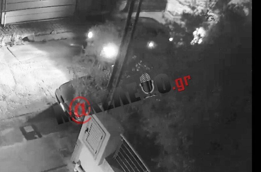 Η στιγμή της επίθεσης στον Στέφανο Χίο – Φωτογραφίες ντοκουμέντο