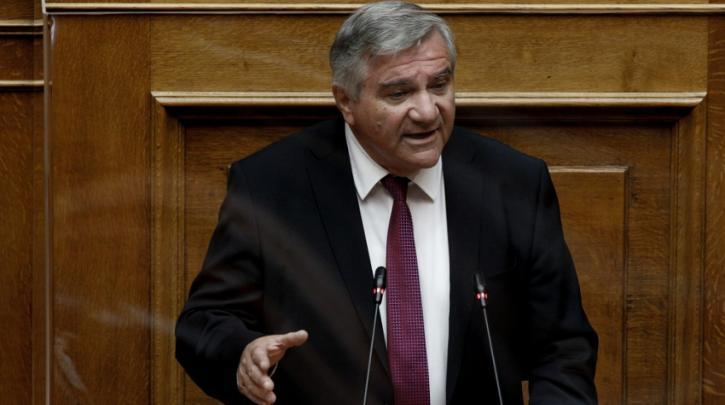 Διαφοροποιείται ο Καστανίδης για την άρνηση Φώφης να συνυπογράψει το κείμενο για τις συναθροίσεις
