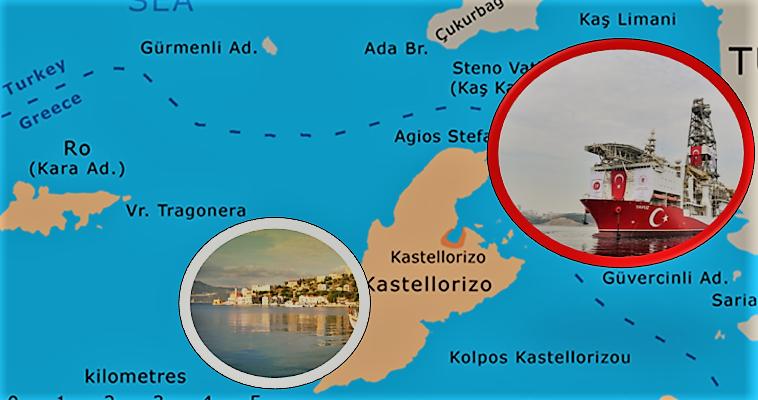Δύο σενάρια προωθεί η Άγκυρα με στόχο το Καστελόριζο και την δημιουργία τετελεσμένων