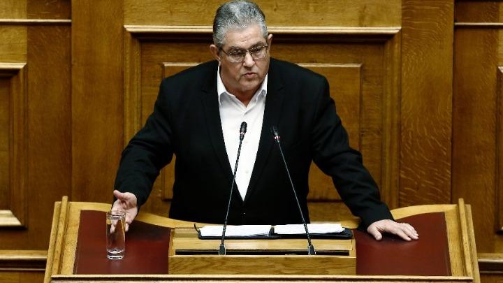 Κουτσούμπας: Οι εργαζόμενοι και ο ελληνικός λαός θα ακυρώσουν στην πράξη το τερατούργημα της κυβέρνησης
