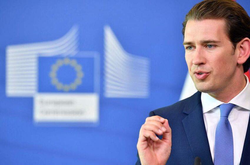 Όρους για την συναίνεσή του στο Ταμείο Ανάκαμψης θέτει ο Κουρτς- Υποχωρήσεις από τις Βρυξέλλες