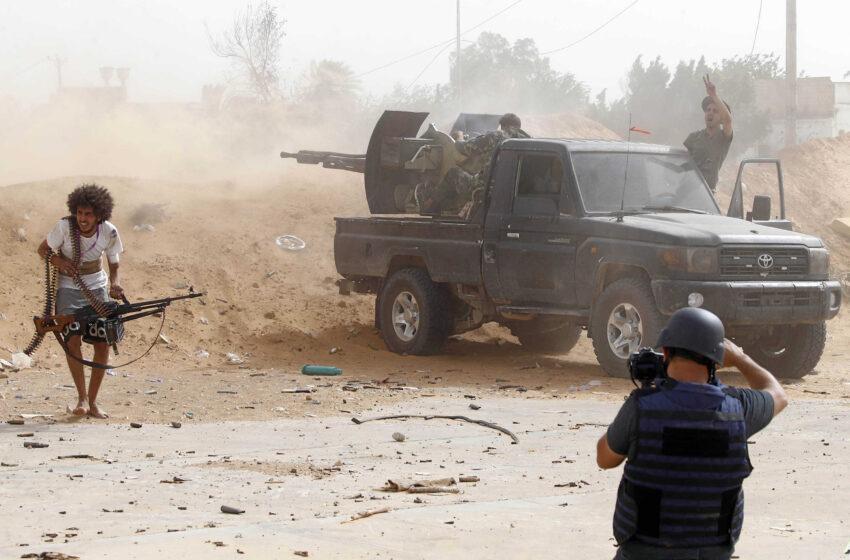 Ραγδαίες εξελίξεις: Η Αίγυπτος στέλνει στρατεύματα στη Λιβύη
