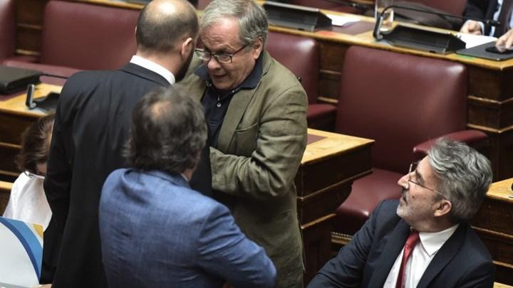 Παραιτήθηκε από το Κεντρικό Συμβούλιο Υγείας ο βουλευτής του ΣΥΡΙΖΑ, Κώστας Μάρκου (vid)