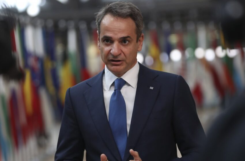 Κυρ. Μητσοτάκης: Η πληγή της Κύπρου εξακολουθεί να αιμορραγεί