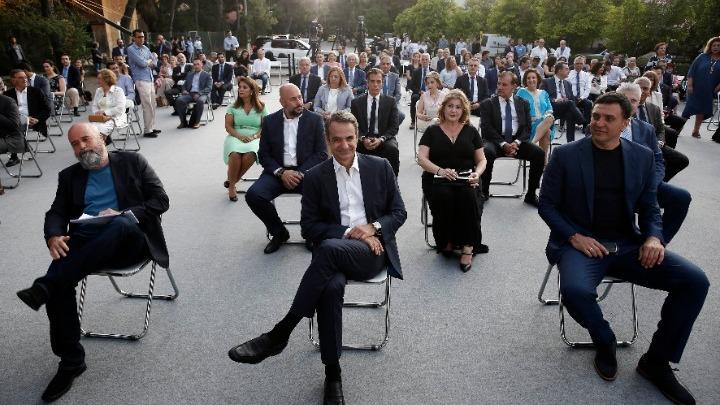 Μητσοτάκης: Παράδειγμα προς μίμηση παγκοσμίως η Ελλάδα στην αντιμετώπιση της πρωτοφανούς πανδημίας