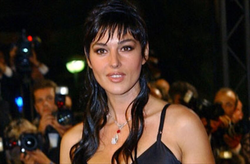 Η Μόνικα Μπελούτσι στο Ηρώδειο ως άλλη Μαρία Κάλλας