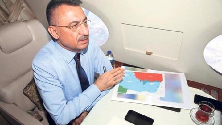 Προκλητικός ο αντιπρόεδρος της Τουρκίας: Κόκκινη γραμμή η Κύπρος και η αποστρατιωτικοποίηση νησιών του Αιγαίου