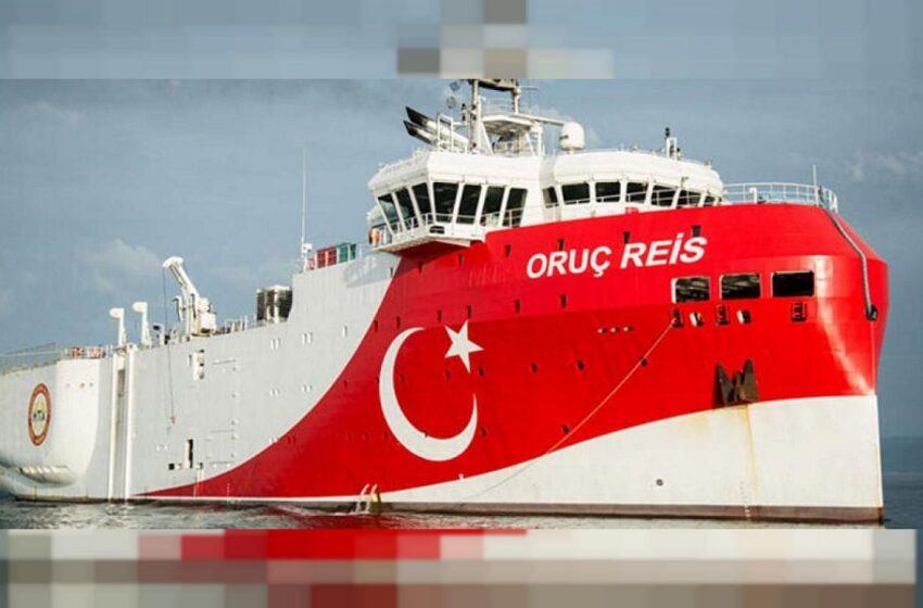 Η Τουρκία ανακοίνωσε έρευνες νότια και ανατολικά στο Καστελόριζο