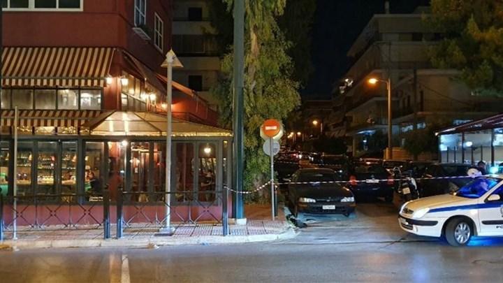 Καρέ – καρέ η δολοφονία στην καφετέρια του Μάνου Παπαγιάννη (vid)