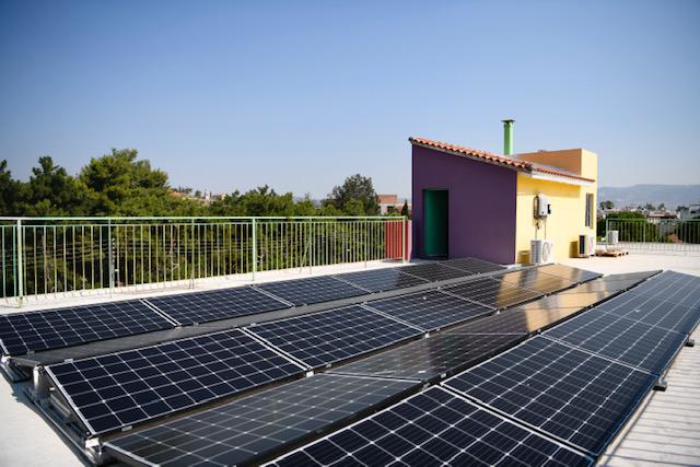 Όμιλος ΕΛΠΕ: Φωτοβολταϊκό σύστημα προσφέρει «Ενέργεια για Ζωή»  στο ΚΕΝΤΡΟ ΑΓΑΠΗΣ ΕΛΕΥΣΙΝΑΣ