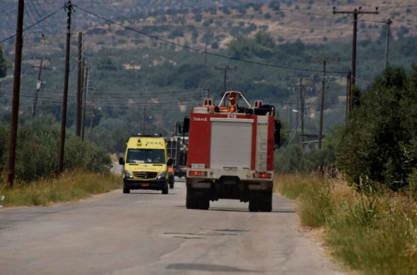 Τραγωδία στη Βαρυμπόπη: Ανασύρθηκαν τρεις νεκροί από φρεάτιο