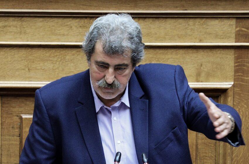 """""""Ναι"""" της Επιτροπής Δεοντολογίας για την άρση ασυλίας Πολάκη"""