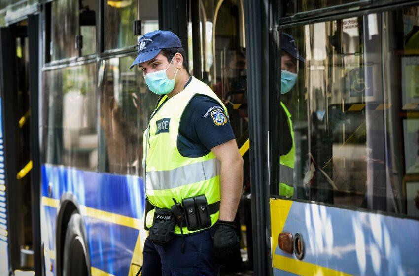 Έρχονται τσουχτερά πρόστιμα – Πού είναι υποχρεωτική η μάσκα