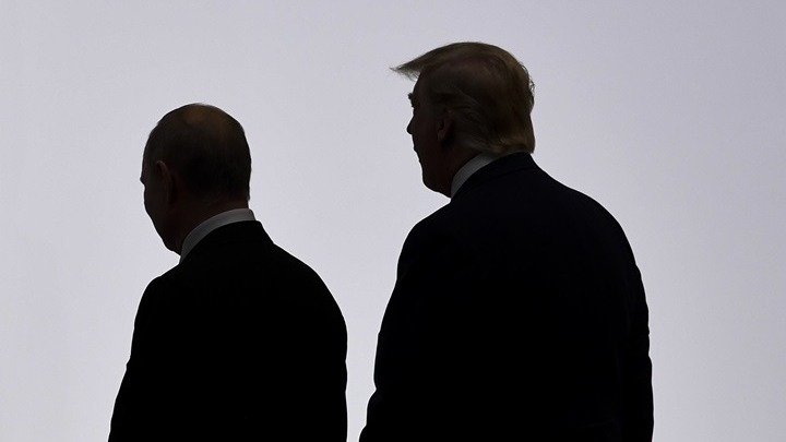 Τραμπ και Πούτιν συζήτησαν τον έλεγχο των εξοπλισμών και την αντιμετώπιση της πανδημίας