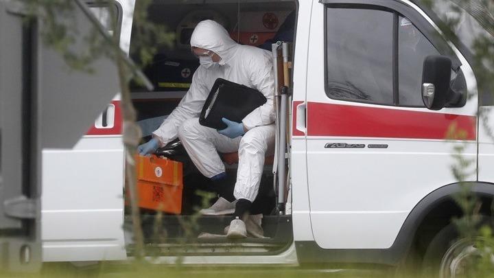 Ρωσία: Περισσότερα από 6.200 νέα κρούσματα κοροναϊού