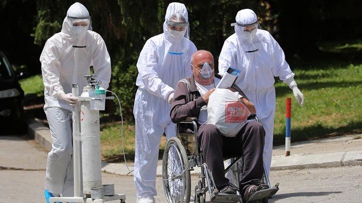 Σερβία: 10 θάνατοι, 392 νέα κρούσματα