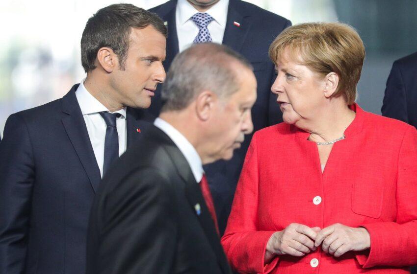 Κλιμάκωση: Η Άγκυρα απαιτεί συγγνώμη από το Παρίσι – Οι προκλήσεις της Τουρκίας στη Σύνοδο Κορυφής