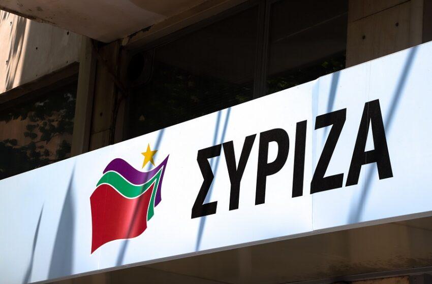 ΣΥΡΙΖΑ: Περίσσια αντιδημοκρατική αλαζονεία του κ. Μητσοτάκη – Χρησιμοποίησε στρατιωτικά ελικόπτερα για τις διακοπές;