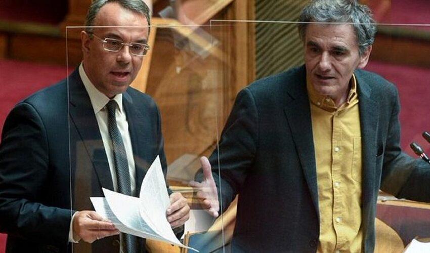 Τσακαλώτος σε Σταϊκούρα: Είστε σίγουρα υπουργός Οικονομικών χώρας του Νότου;