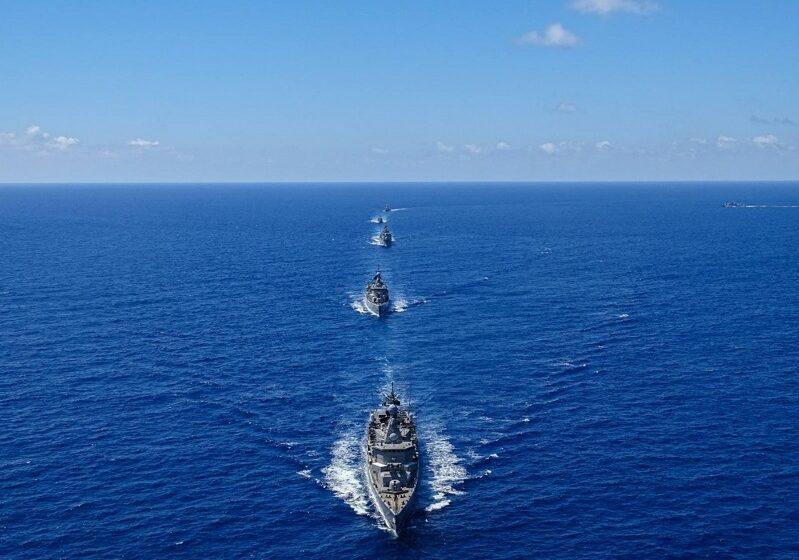 Υπουργείο Εθνικής Άμυνας: Κινήσεις αποκλιμάκωσης στο Αιγαίο – Αποχωρούν τουρκικά πλοία από το Καστελόριζο