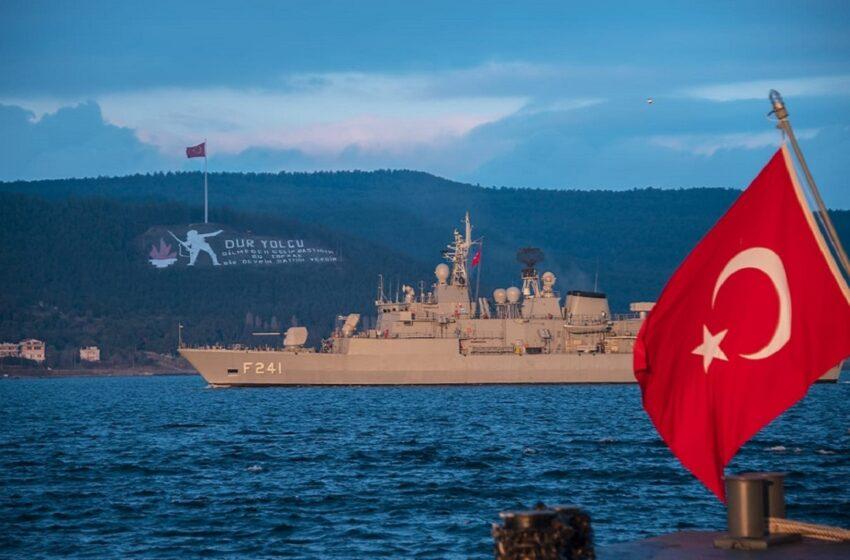 Νέα τουρκική NAVTEX