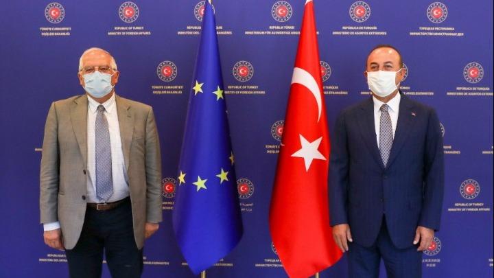 Μπορέλ: Να αρχίσει διάλογος για ενεργειακά ζητήματα στην Ανατολική Μεσόγειο – Τσαβούσογλου κατά ΕΕ