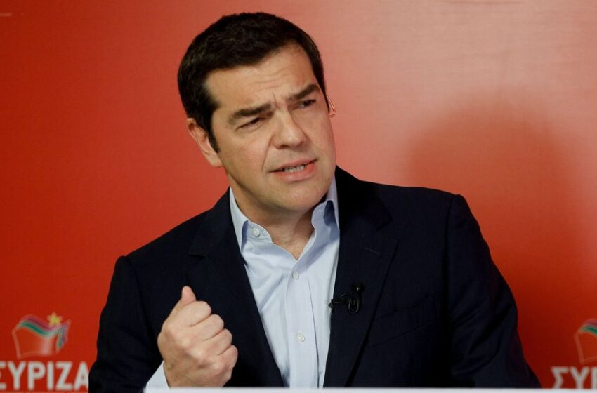 Τσίπρας για ελληνοτουρκικά: Στοιχίζει ακριβά η αδράνεια – Κομπάρσος των εξελίξεων ο κ. Μητσοτάκης