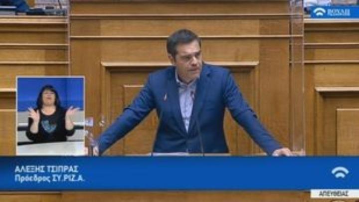 Τσίπρας προς Γεννηματά: Αυτοκαταστροφική η επιλογή σας να κάνετε αντιπολίτευση στον ΣΥΡΙΖΑ όταν κυβέρνηση είναι η Δεξιά του Μητσοτάκη – Γεννηματά: Θα σας πω εγώ τι είναι ντροπή κ. Τσίπρα (vids)