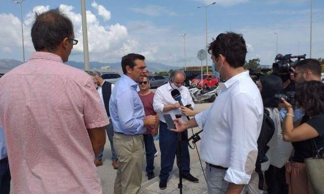 Τσίπρας: Ανοσία αγέλης στην οικονομία από την κυβέρνηση της ΝΔ (vid)