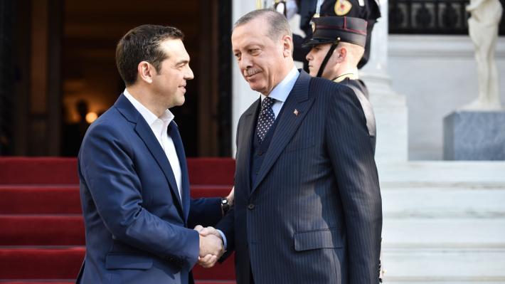 Επιμόνως συναινών ο Τσίπρας στα ελληνοτουρκικά…