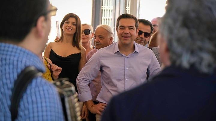 Τσίπρας: Βγάλαμε τη χώρα από τα μνημόνια αφήνοντας 37 δισ. ευρώ
