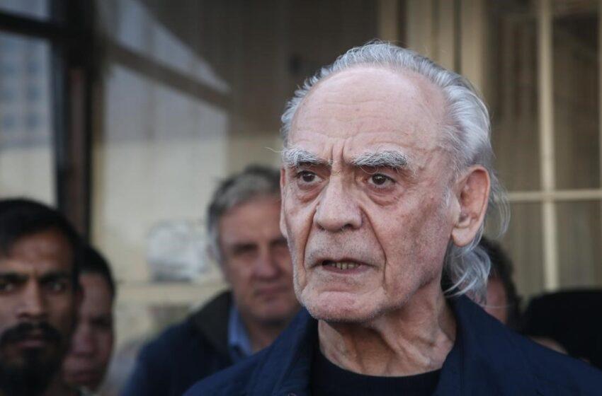 Αρνητικός στον κοροναϊό ο Τσοχατζόπουλος