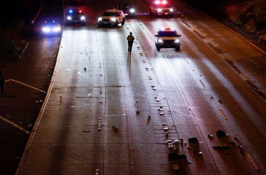 Aυτοκίνητο έπεσε πάνω σε διαδηλωτές στο Σιάτλ – Δύο γυναίκες τραυματίες