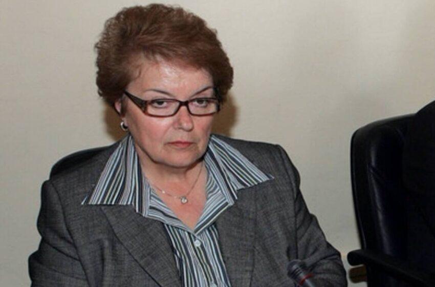 Πέθανε η Βέρα Νικολαΐδου
