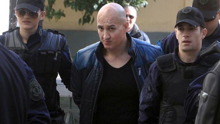 Κάθειρξη 20 ετών για το κύκλωμα των φυλακών στον Παναγιώτη Βλαστό