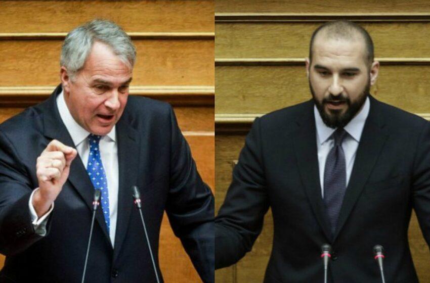 Ο Βορίδης υπερασπίζεται το ν/σ Χρυσοχοΐδη – Τζανακόπουλος: Ταιριάζει απόλυτα στην ιδεολογία του  (vid)