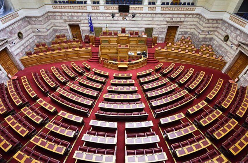 Βουλή: Νέα κόντρα για το ν/σ του Υπ. Υγείας – Σφοδρές αντιδράσεις από την αντιπολίτευση