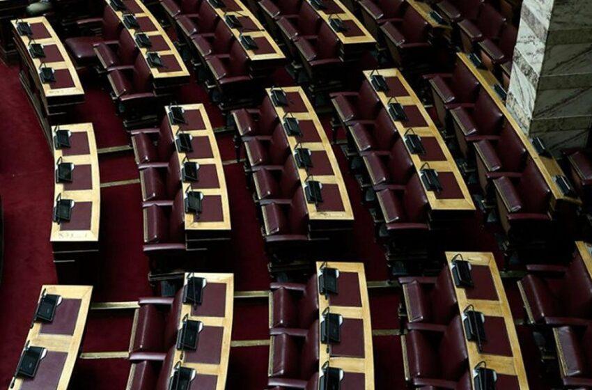 Κοροναϊός: Βουλευτής βρέθηκε με αντισώματα όπως και άλλα 8 άτομα εντός κοινοβουλίου