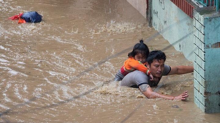 Τουλάχιστον 40 νεκροί από τις ισχυρές βροχοπτώσεις στο Νεπάλ