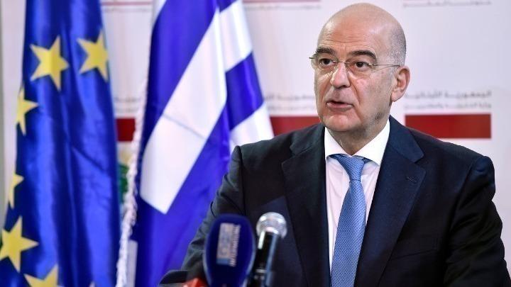 """Κυρώσεις από την ΕΕ κατά της Τουρκίας θα ζητήσει ο Δένδιας- """"Να αναλάβει τις ευθύνες της για την Αγία Σοφία η διεθνής κοινότητα"""""""