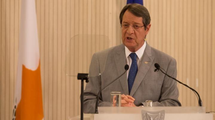 Στην Αθήνα ο Ν. Αναστασιάδης- Επαφές με πρωθυπουργό και ΠτΔ