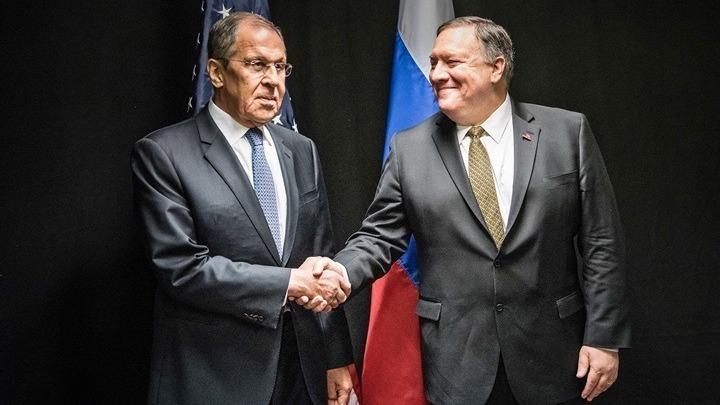 Πομπέο και Λαβρόφ συμφώνησαν στην πιθανότητα διοργάνωσης συνόδου των 5 ισχυρότερων κρατών