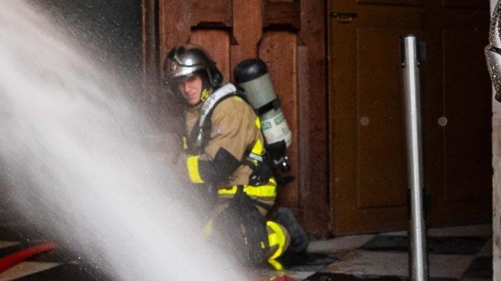 Υπό έλεγχο η πυρκαγιά στον καθεδρικό της Νάντης, στη Γαλλία