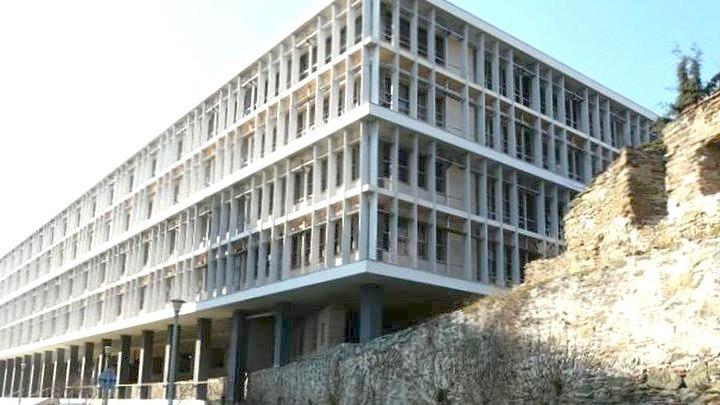 Θεσσαλονίκη: Στο αυτόφωρο οι έξι συλληφθέντες στη χθεσινή κινητοποίηση για το Πολυτεχνείο