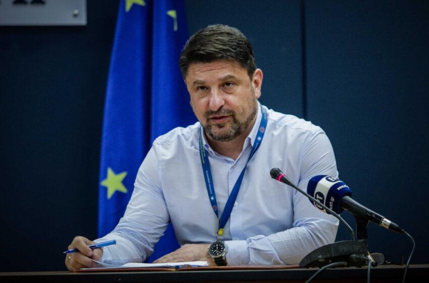 Κοροναϊός: Αλλάζει ώρα η ενημέρωση από τον Ν. Χαρδαλιά