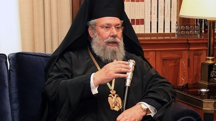 Αρχιεπίσκοπος Κύπρου: Ακόμη και το ροχαλητό του Οικουμενικού Πατριάρχη ενοχλεί τους Τούρκους
