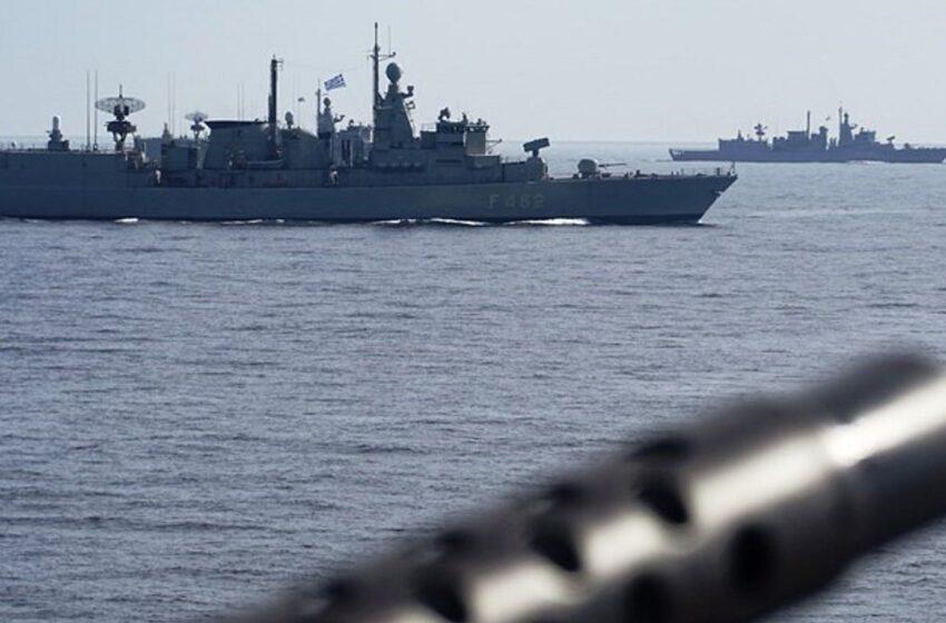 Πηγές ΥΕΘΑ: Στο Αιγαίο το 85% του ελληνικού στόλου