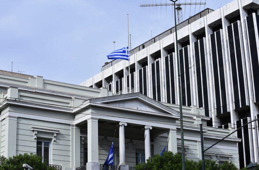 Διπλωματικές πρωτοβουλίες της Αθήνας η απάντηση στην κλιμάκωση της τουρκικής προκλητικότητας