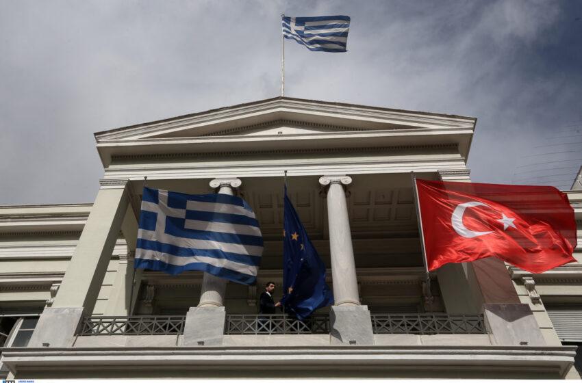 Αυστηρό διάβημα της ελληνικής Πρεσβείας στο τουρκικό ΥΠΕΞ για το Oruc Reis