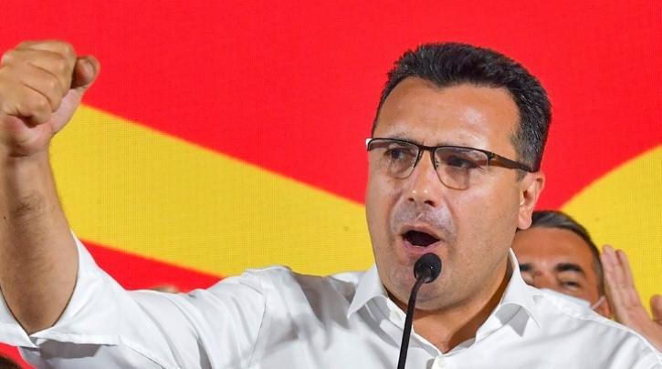 Βόρεια Μακεδονία: Νίκη Ζάεφ στις εκλογές- Ηττήθηκε το ακροδεξιό VMRO- Κυβέρνηση συνασπισμού με μικρότερα κόμματα
